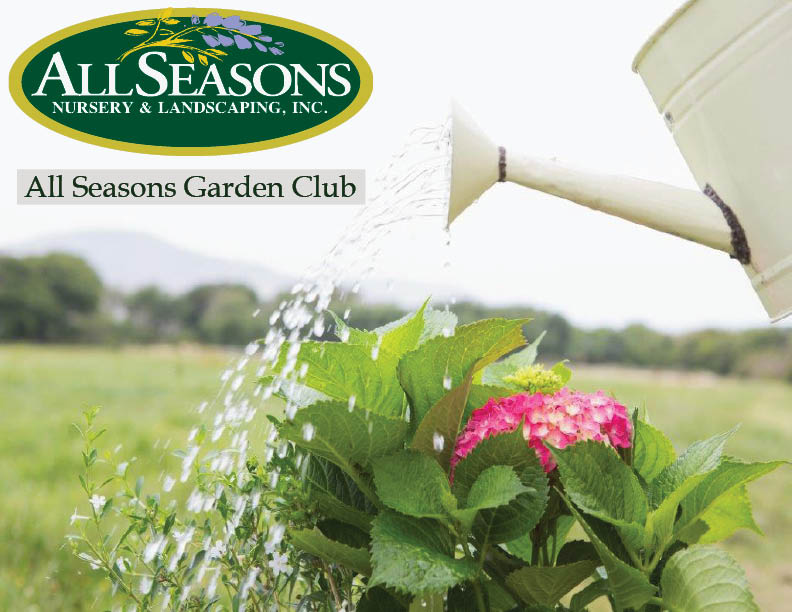 Learn About Our Garden Club Loyalty Program