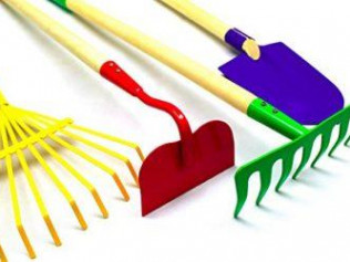 Kid's Garden Tools: Buy 2 Get 2 FREE
