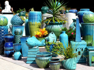 All Pottery: 40% Off
