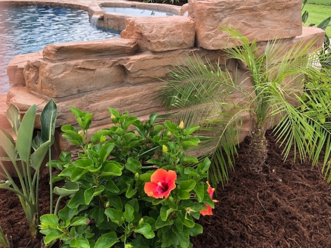 Garden Design Services, Youngsville and Lafayette, LA